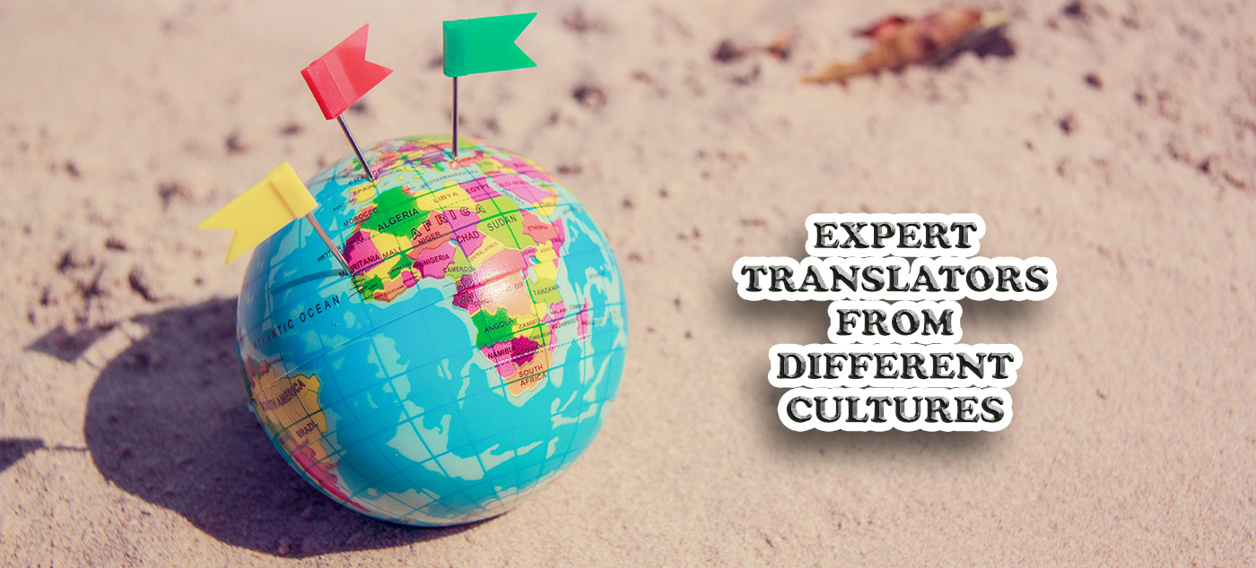 EXPERT TRANSLATORS